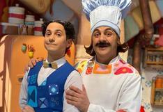"""Disney+: Diego Topa estrenará la serie """"El Ristorantino de Arnoldo"""" en la plataforma"""