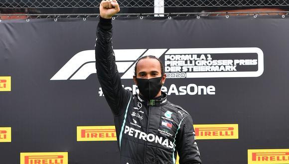 Lewis busca ser el máximo ganador de la historia de la F1. Está igualado en siete con Schumacher. (Foto: AFP)