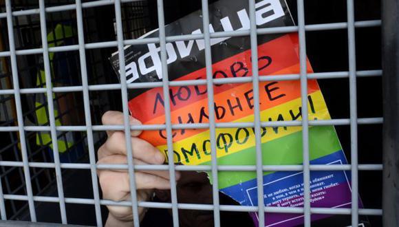 """[BBC] Los """"campos de concentración para gays"""" en Chechenia"""