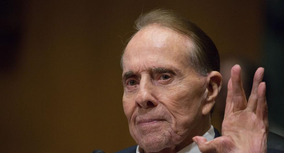 Former US presidential candidate Bob Dole has late-stage Cancer