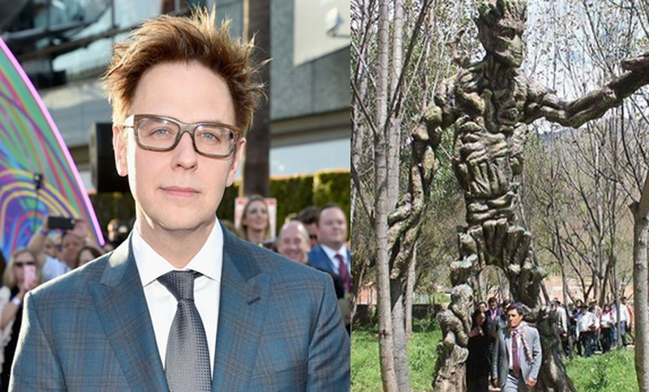 "James Gunn, director de ""Los Guardianes de la Galaxia"". (Foto: Instagram / Agencia)"