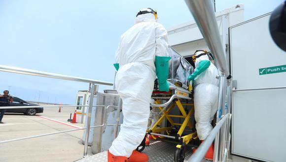 Hubo un nuevo incremento en la cantidad de fallecidos por coronavirus.  (Foto: GEC)