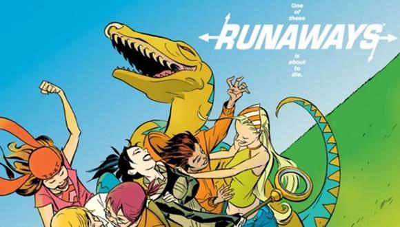 """""""Runaways"""", el cómic de Marvel, que podría llegar a la TV"""