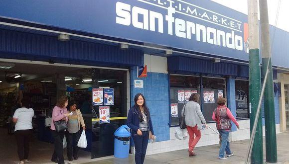 Las tiendas de San Fernando no cerrarán. (Foto: San Fernando)