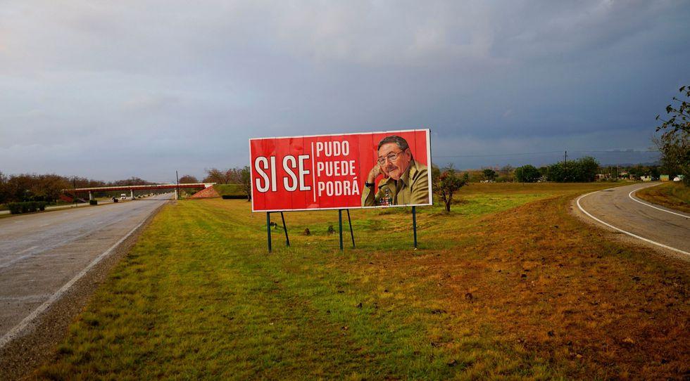 Cuba. (Reuters).
