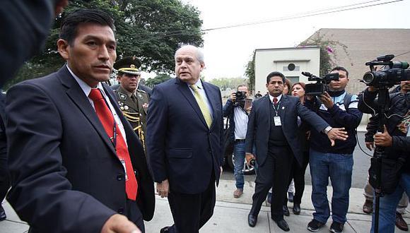 "Cateriano: ""Imagen de PPK se debilita por censura a Saavedra"""