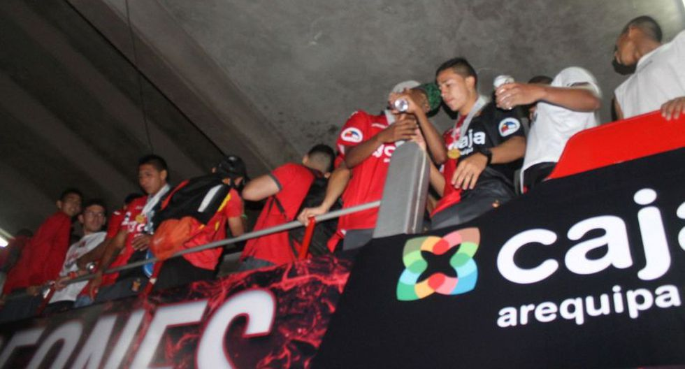 Melgar y su fiesta en Arequipa por el campeonato (FOTOS) - 10