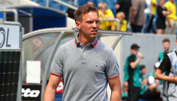 Nagelsmann dirige el RB Leipzig desde la temporada 2019. (Foto: Getty Images)