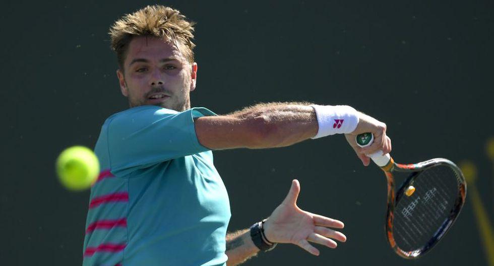 Federer se consagró otra vez en Indian Wells: fotos de la final - 4