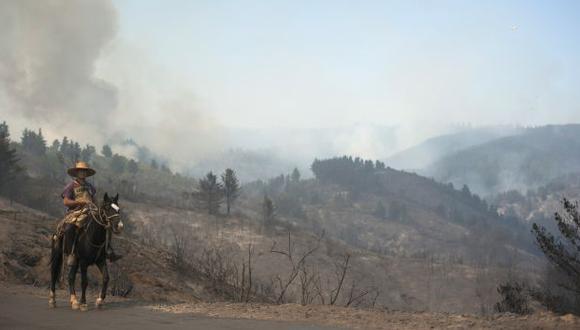 Chile: ¿Por qué Valparaíso es tan vulnerable a los incendios?