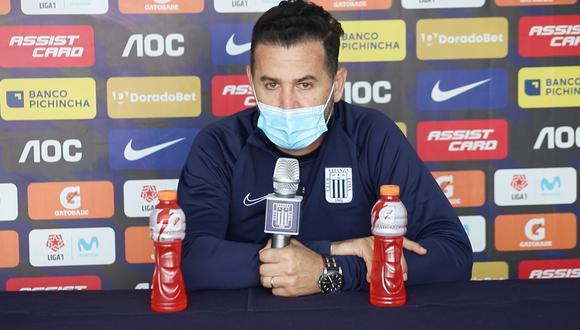 Daniel Ahmed también dirigió a la selección peruana Sub 20 en 2013 y 2019. (Foto: Alianza Lima)