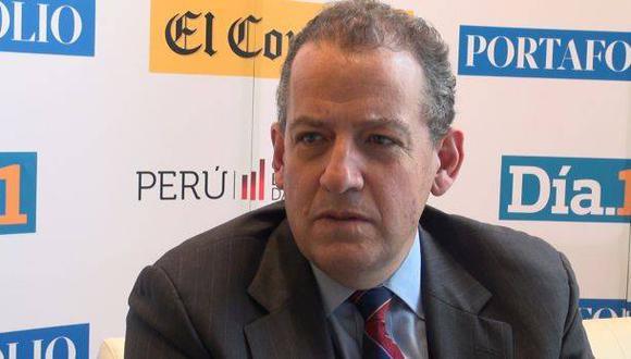 Francis Stenning asume la presidencia de inPerú hasta el 2019