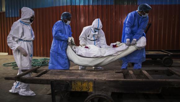 Coronavirus en India   Últimas noticias   Último minuto: reporte de infectados y muertos hoy, domingo 23 de agosto del 2020   Covid-19   (Foto: Xavier GALIANA / AFP).