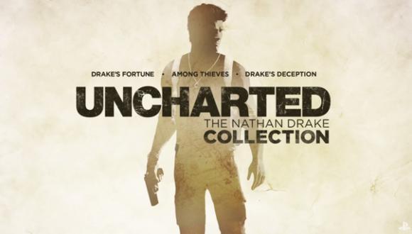 Colección de Uncharted tendrá bundle para PS4