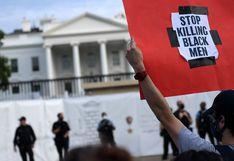 Protestas por la muerte de George Floyd llegan a la Casa Blanca | FOTOS