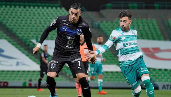 Santos y Monterrey buscan las semifinales de las Liguillas. (Foto: AFP)