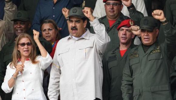 El presidente venezolano Nicolás Maduro ha negado reiteradamente que el país esté atravesando una crisis económica ni humanitaria. (Foto: Getty Images)