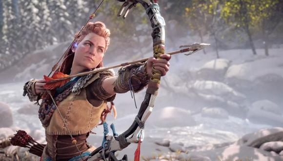 La secuela del exitoso Horizon Zero Dawn se llamará Horizon Forbidden West.(Captura de pantalla)
