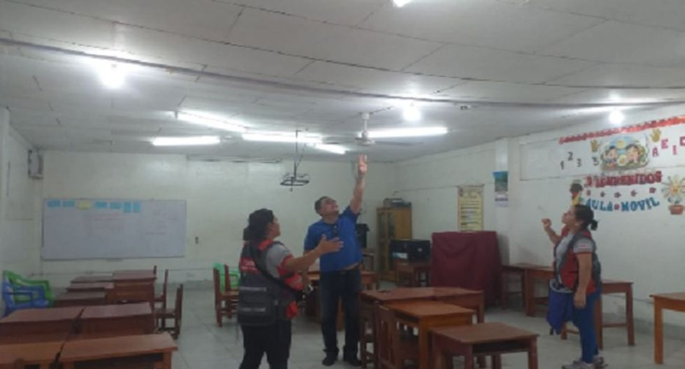 El Minedu recomendó a las autoridades educativas regionales poner en marcha los planes de contingencia en sus respectivas localidades (Foto: Andina)