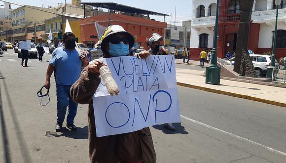 Pese a que el Ejecutivo dijo que presentará una demanda constitucional, el Congreso aprobó ley para devolver la ONP.