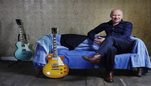 Diez canciones para celebrar los 65 años de Mark Knopfler