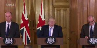 Boris Johnson sale de cuidados intensivos tras haber sido hospitalizado por coronavirus