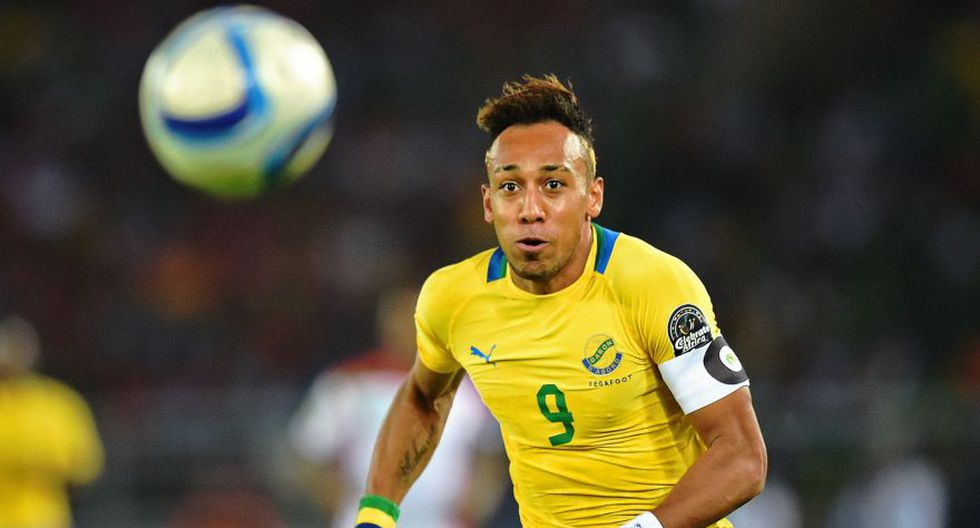 Pierre-Emerick Aubameyang: nació en Francia, pero optó por jugar por Gabón. Es figura en aquel país, pero probablemente nunca sepa lo que es jugar un Mundial. (Foto: Agencias)
