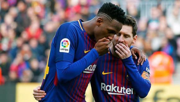 """Yerry Mina: """"Messi, Suárez e Iniesta me quitaban 50 euros todos los días""""    DEPORTE-TOTAL   EL COMERCIO PERÚ"""