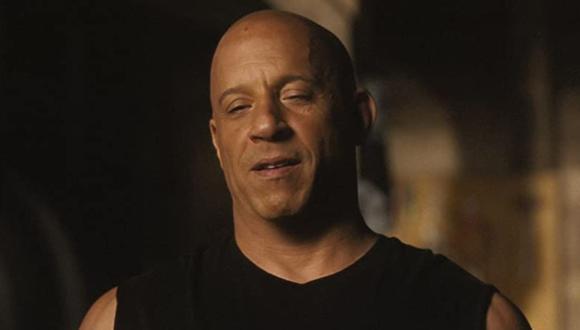"""Vin Diesel está muy emocionado con el final de la saga de """"Rápidos y furiosos"""". (Foto: Universal Pictures)"""