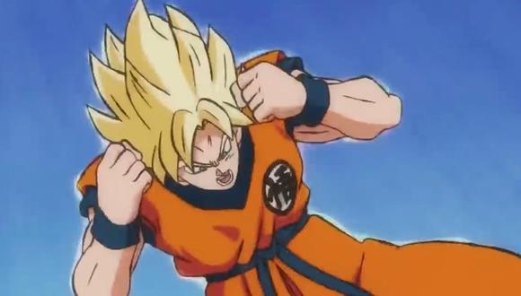 """Dragon Ball Super: Broly"". (Foto: Toei Animation)"