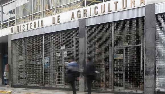 Consejo de Ministros aprobó proyecto de ley para reorganizar el Ministerio de Agricultura y Riego. (Foto: GEC)