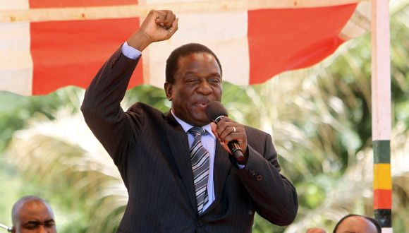 Emmerson Mnangagwa abandonó Zimbabue pocos días después de ser despedido porque aseguró que había recibido amenazas de muerte. (Foto: )
