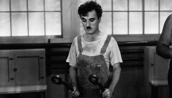 Charles Chaplin y su ovación récord de 12 minutos en el Oscar