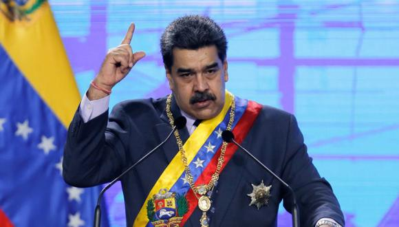 Nicolás Maduro durante la ceremonia de apertura del nuevo período judicial en Caracas, Venezuela. (Foto: REUTERS / Manaure Quintero /archivo).