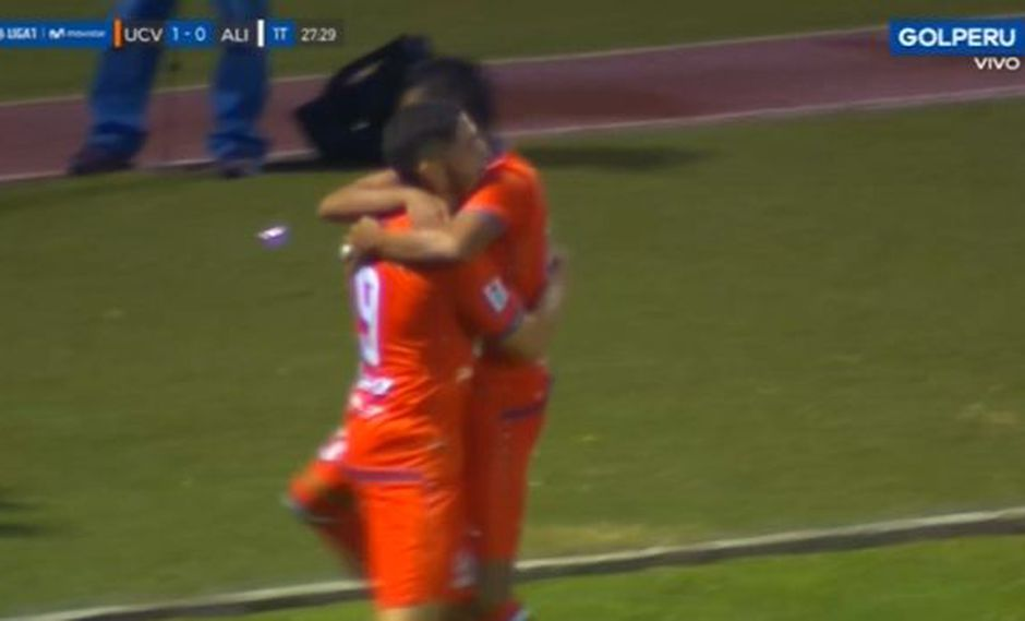 GOL de Santiago Silva a Alianza Lima. (Video: GOLPERU)