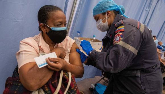 Coronavirus en Venezuela   Últimas noticias   Último minuto: reporte de infectados y muertos por COVID-19 hoy, miércoles 16 de junio del 2021. (Foto: Rayner Peña / EFE).
