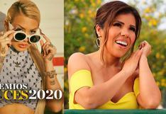 Premios Luces 2020: Leslie Shaw vs. Susan Ochoa en la categoría Hit del año