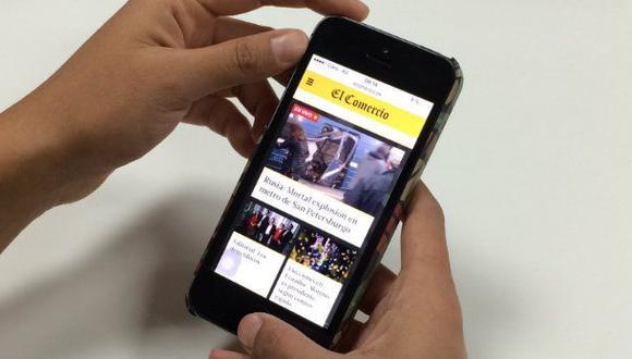 El Comercio logra la mayor audiencia de su historia en internet