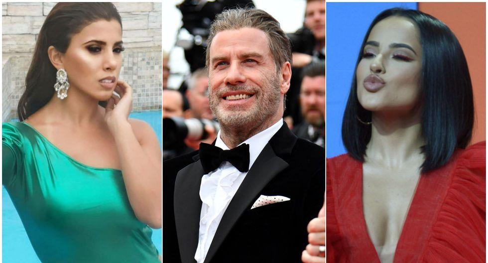 Premios Lo Nuestro 2020. Yahaira Plasencia, John Travolta, Becky G y otros invitados a la gran gala latina. Fotos: El Comercio/ AFP.