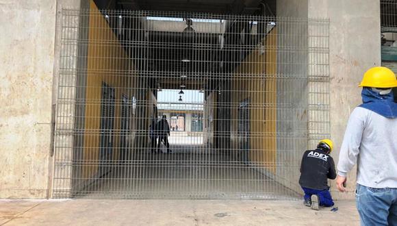 Emmsa reabrió un pabellón tras implementarse las medidas para reducir el riesgo de contagio del COVID-19. (Foto: Municipalidad de Lima)