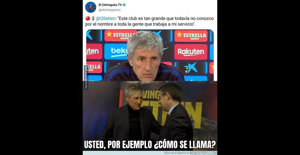 Barcelona vs. Mallorca: los mejores memes de Lionel Messi