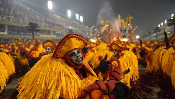 Tiroteos en Carnaval de Río suben 15 % y dejan 12 muertos y 11 heridos. Foto: AFP