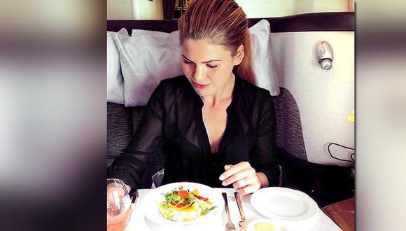 Belle' Gibson, de 27 años, cerró sus cuentas de redes sociales después del seguimiento de la prensa ante su fraude en Australia. Foto: Tomado de Instagram @healing_belle, vía El Tiempo/GDA