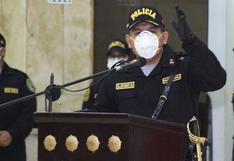 Policía Nacional informa que la salud de su comandante general permanece estable luego dar positivo al COVID-19