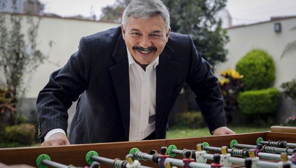 El ex congresista Alberto Beingolea se perfila como el candidato del PPC a la alcaldía de Lima, según fuentes de este Diario. (Foto: Archivo El Comercio)