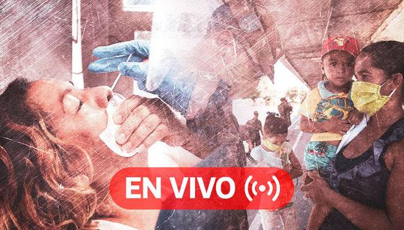 Coronavirus EN VIVO en el mundo   Sigue aquí EN DIRECTO las últimas noticias y conoce las cifras actualizadas de la pandemia COVID-19 en todo el mundo, HOY martes 25 de agosto de 2020.  (Foto: El Comercio)
