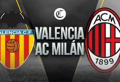 Valencia vs. Milan EN VIVO: cómo y dónde VER GRATIS el amistoso internacional desde Mestalla
