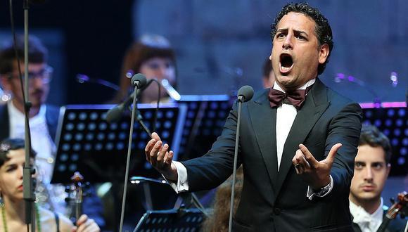 Juan Diego Flórez confirmó su participación en la inauguración de los Juegos Panamericanos Lima 2019. (Foto: AFP)