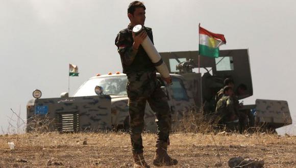 Peshmerga, los kurdos entrenados por la CIA que enfrentan al EI