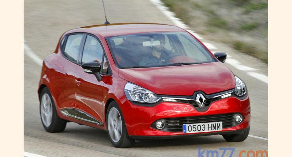 2. Renault Clio (273.233). (Foto: Difusión)